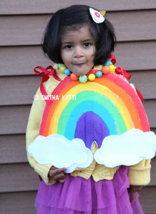 11 Bold And Cute Diy Halloween Costumes For Girls