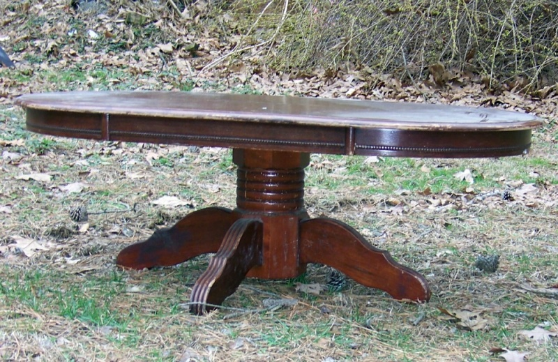Bold Coffee Table Before
