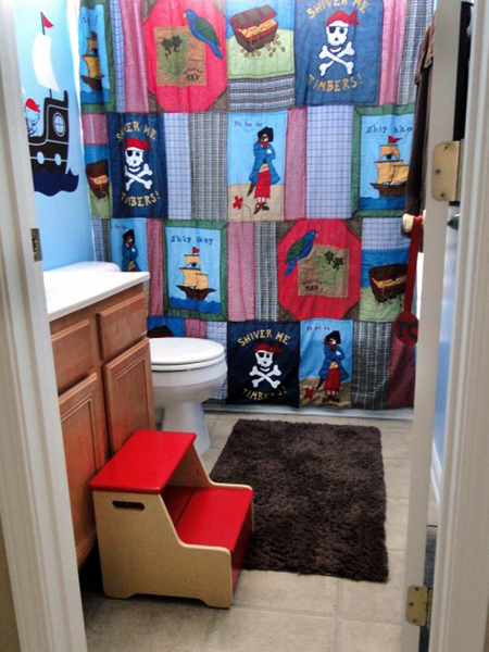 bathroom ideas for boys 10 boys bathroom design ideas shelterness 15916