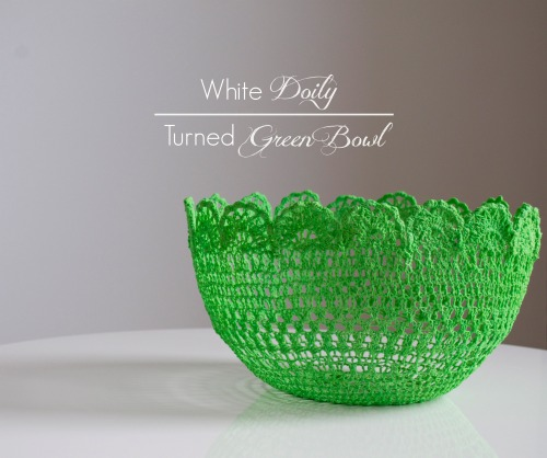 dyed doily bowl (via blitsycrafts)