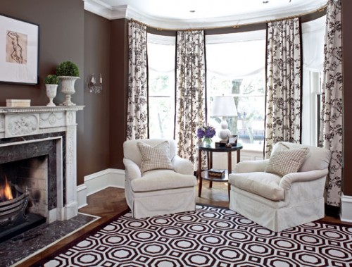 37 Brown Room Decorating Ideas - Shelterness