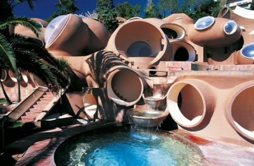One Of The Most Unusual Houses In The World - Shelterness