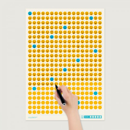 Funny Calendar That Tracks Your Mood