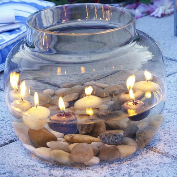 Candle Centerpiece Ideas: Picture Of Candle Centerpiece Ideas