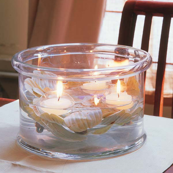 Candle Centerpiece Ideas