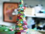 Cardboard Little Christmas Tree