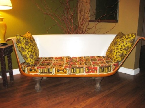 Cast Iron Bathtub Couches