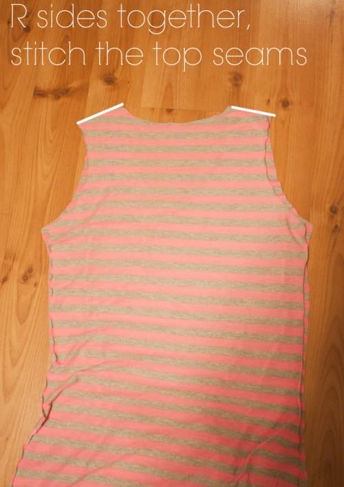 Casual Diy Summer Shift Dress