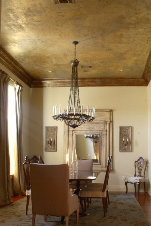 Unique Ceiling Ideas