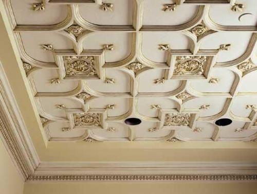 Ceiling Molding Ideas