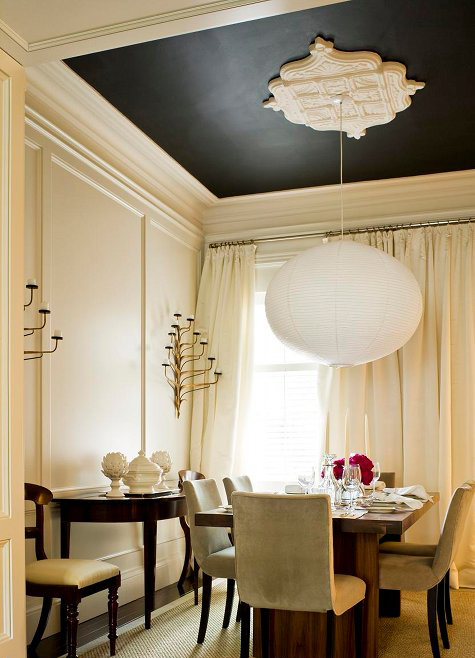 Ceiling Molding Design Ideas crown molding ideas_34 Ceiling Molding Ideas