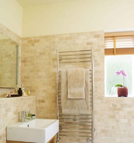 Ceramic Tiles Like Different Materials (Mosaics by Johnson Tiles)