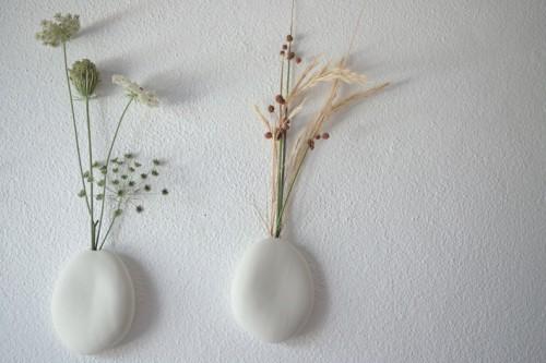 Ceramic Wall Vases