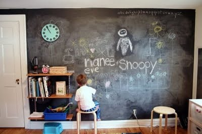 Charmant Chalkboard Walls