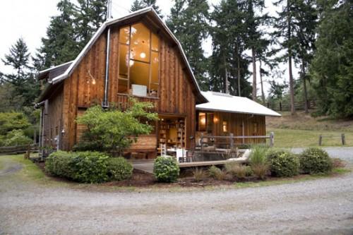 Renovated Barns into Homes 500 x 333