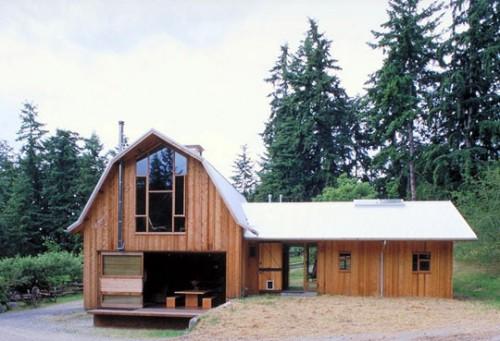Charming Barn House