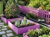 Charming Girlish Garden Design