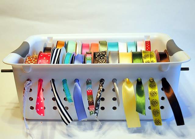Cheap Diy Ribbon Organizer