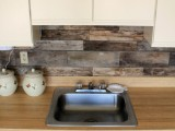 Cheap Diy Rustic Kitchen Backsplash