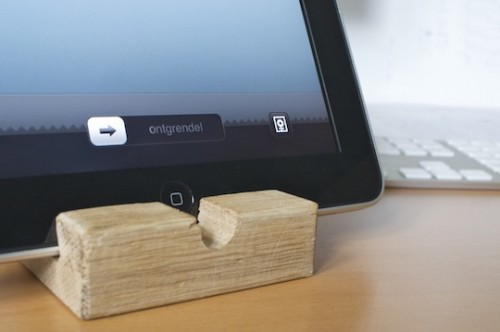 Cheap Diy Wooden Ipad Stand