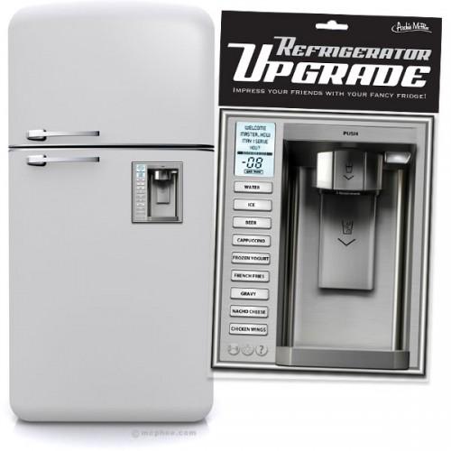 Cheap Refrigerator Upgrade