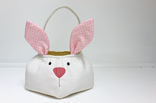 bunny basket (via whilewearingheels)
