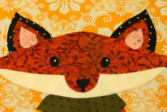 Picture Of cheerful diy autumn applique artworks  5