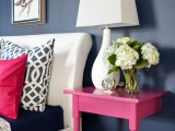 Chic Diy Nightstands That Wont Take Much Space