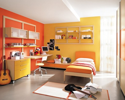 Very Best Orange and White Bedroom Ideas 500 x 399 · 46 kB · jpeg