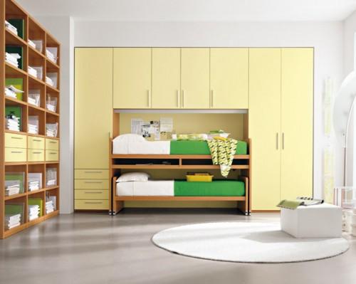 15 Cool Children\'s Bedroom Design Ideas - Shelterness