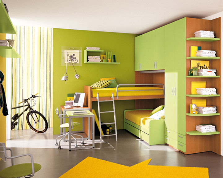 15 cool children s bedroom design ideas photo 7