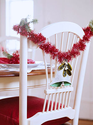 15 Christmas Chair Decorating Ideas Shelterness