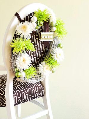 Christmas Chair Decorating Ideas