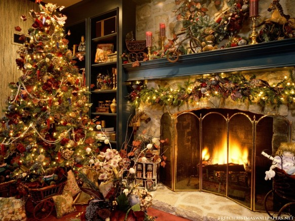 25 Gorgeous Christmas Tree Decorating Ideas | Shelterness