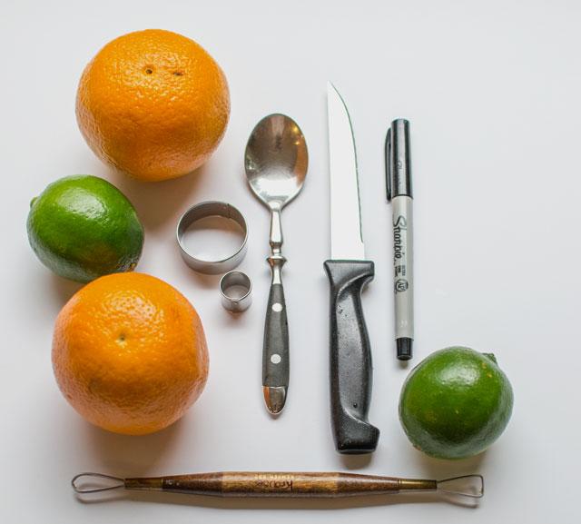 Picture Of citrus glow diy orange rind luminaries  2
