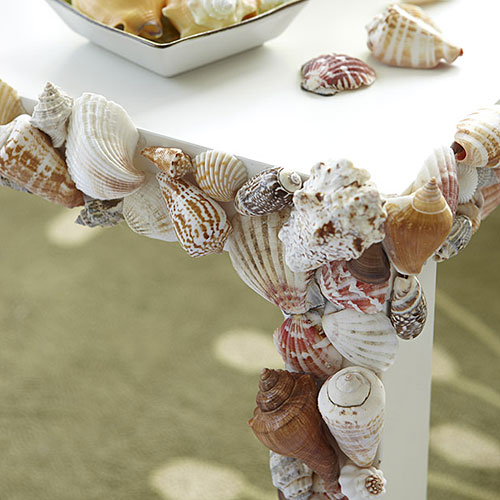 Coastal Inspired Diy Table Decor