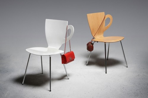 A Chair Inspired By A Coffee Cup
