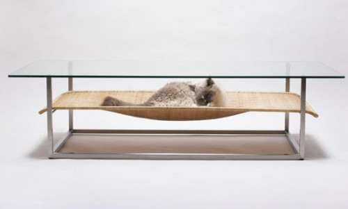 Coffee Table For Cat Owners