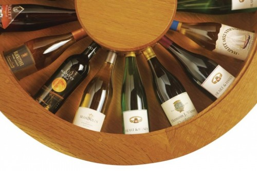Coffee Table For Wine Collectors