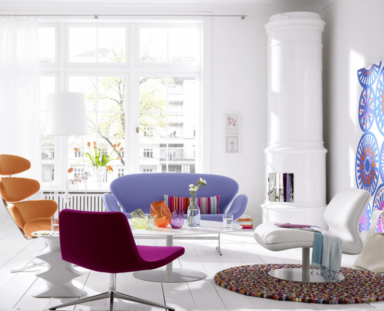 Color Tips For Small Rooms
