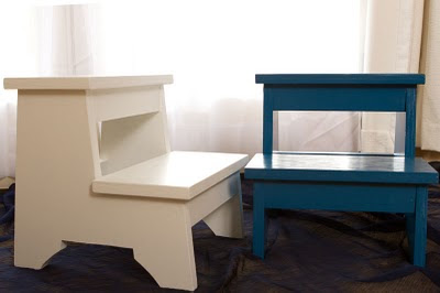 children step stools via - Childrens Step Stool