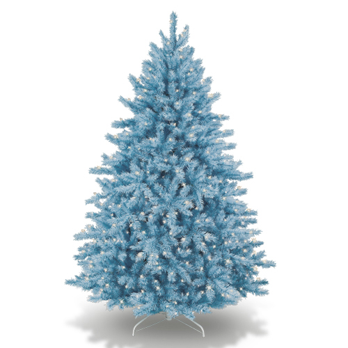 Blue Artificial Christmas Tree
