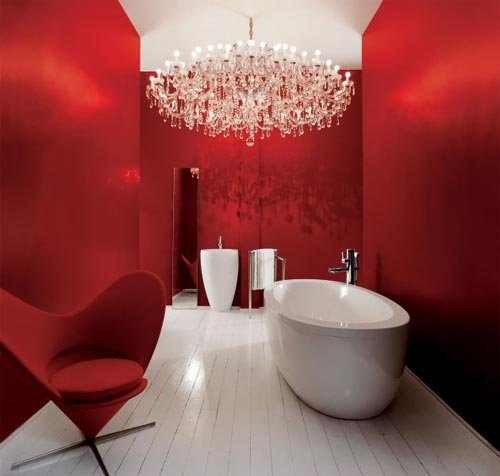 Colorful Bathroom Designs