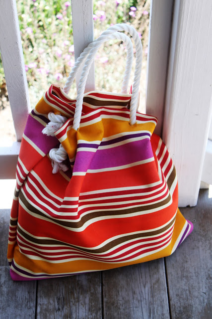 low cost beach bag