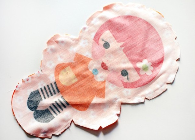 Picture Of colorful diy doll softies for your kids  4