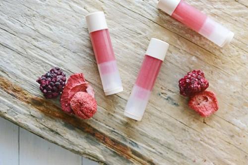 Colorful Diy Lip Balm