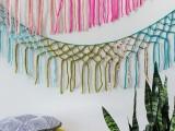colorful-diy-macrame-yarn-garland-7