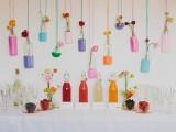 Colorful Diy Mimosa Bar