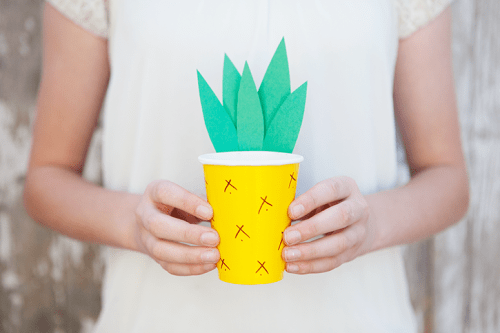 pineapple cups (via simpleasthatblog)