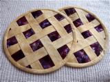 pie potholders